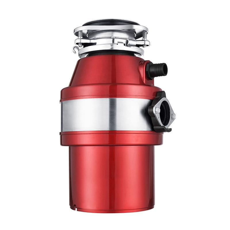 Buy Food Waste Disposer Garbage Feed Processor Disposal Crusher Stainless  steel Grinder Kitchen Sink Appliance Air Switch 370W Online in India.  33001037557
