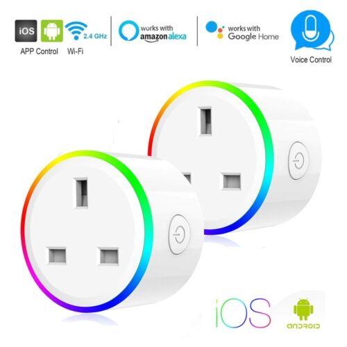 Wireless Smart Plug WiFi Socket Power Socket for Amazon Alexa //Google Home IFTTT