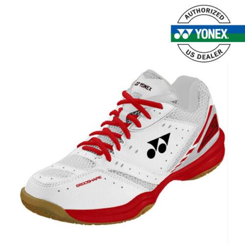 Yonex Unisex Power Cushion 30 White //Badminton Court Shoes