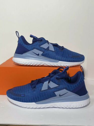 Guia opción tristeza  New Nike Renew Arena Indigo Blue White Mens Sz 11 Running Shoes Training |  Buy Products Online with Ubuy India in Affordable Prices. 303639528701