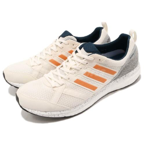 Amado maratón Tratamiento  adidas Adizero Tempo 9 M Boost Off White Hi Res Orange Men Running Shoes  BB6433 | Buy Products Online with Ubuy India in Affordable Prices.  273460537560