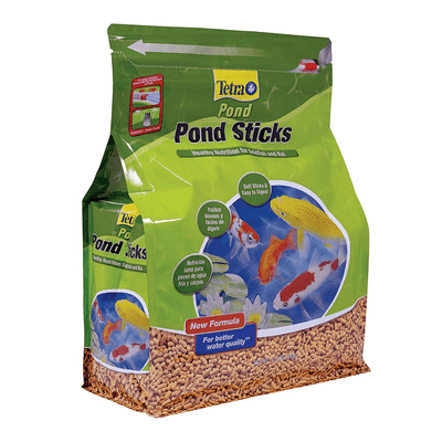 Buy Tetrapond Pond Sticks 1 72 Pounds Pond Fish Food For Goldfish And Koi Online In India 19244670