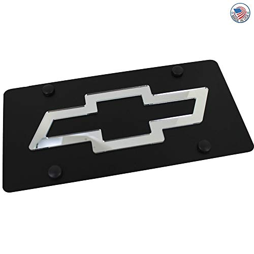 Compatible with Eurosport Daytona Cadillac on Carbon Steel License Plate