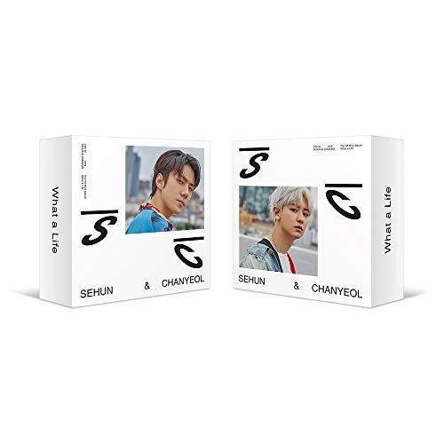 CD+Booklet+Photocard+Folded Poster+Extra Photocards Set Voice SM Entertainment ONEW Shinee 1st Mini Album Random ver.