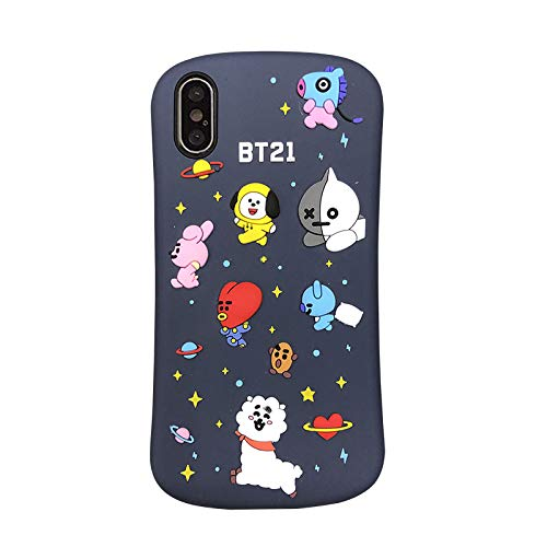 Buy Iphone Xr Case Silicone 3d Cartoon Animal Cover Kids Girls Boys Cool Slim Fit Cases Kawaii Soft Gel Rubber Bts Korea Style Case Black Iphone Xr Online In India B07vqk9hjk