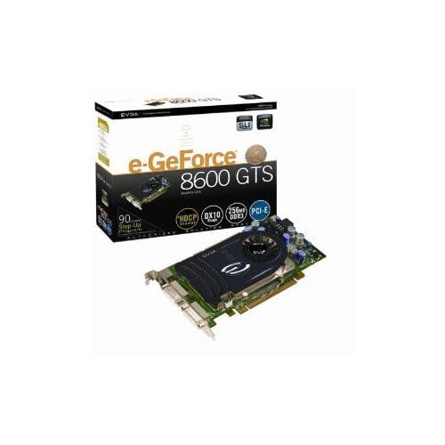 256 P2 N761 TR evga 256 P2 N761 TR GeForce 8600GTS PCIe Card 256-P2-N761-TR256-P2-N761-TR BULK PULL EVGA
