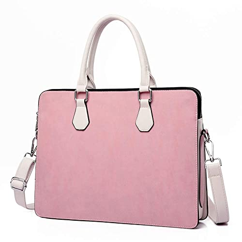Details about  /Women Laptop Tote Bag Up to 15.6 Inch 3 Layer Compartments Briefcase Handbag