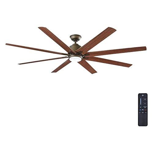 Kensgrove 72 In Led Indoor Outdoor Espresso Bronze Ceiling Fan By Home Decorators Collection Buy Products Online With Ubuy India In Affordable Prices B01n43yoh8
