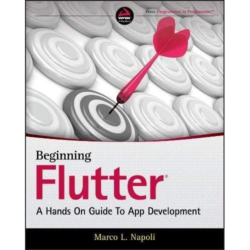 Beginning Flutter: A Hands On Guide To App Development 1st Edition