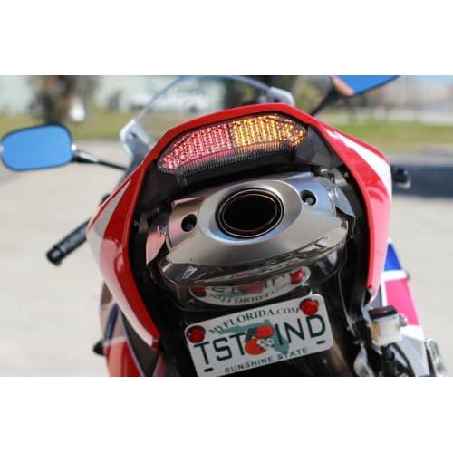 Honda CBR Black//Red Brake Reservoir Cover by MotoSocks Fits CBR 1000 600 1000RR 600RR