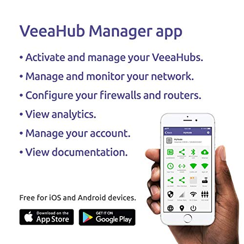 Buy VeeaHub VHC05 Next Generation Smart Business Hub with