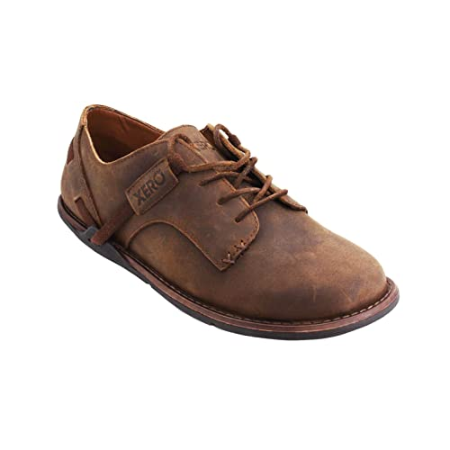 Xero Shoes Alston Men S Minimalist Leather Dress Shoe Zero Drop Wide Toe Box Barefoot Style Buy Products Online With Ubuy India In Affordable Prices B07wp6tz7l