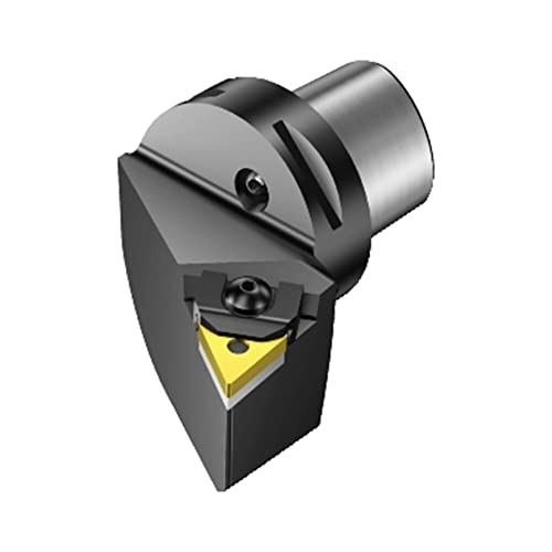 570-SDXCR//L Tool Style DCMT 11 T3 08 Master Insert 32 mm Shank Diameter 5764426 20 mm Functional Length Sandvik Coromant 570-SDXCR-32-11 CoroTurn 107 Head for Turning Right Hand 22 mm Functional Width
