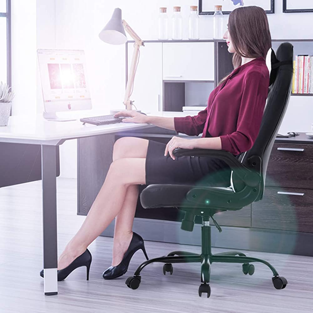 Buy BestOffice PC Gaming Chair Ergonomic Office Chair