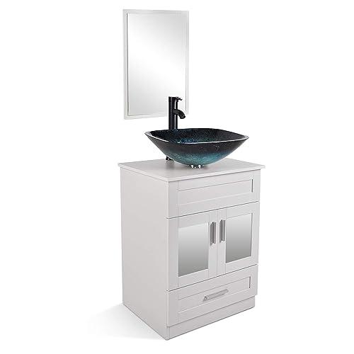 Bathroom Vanity And Sink Combo, Bathroom Vanity Sink Tops 24 Inch