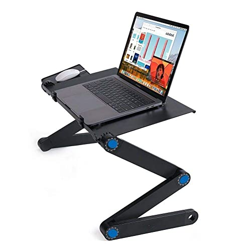 Laptop Stand For Bed Wizgree, In Bed Desk