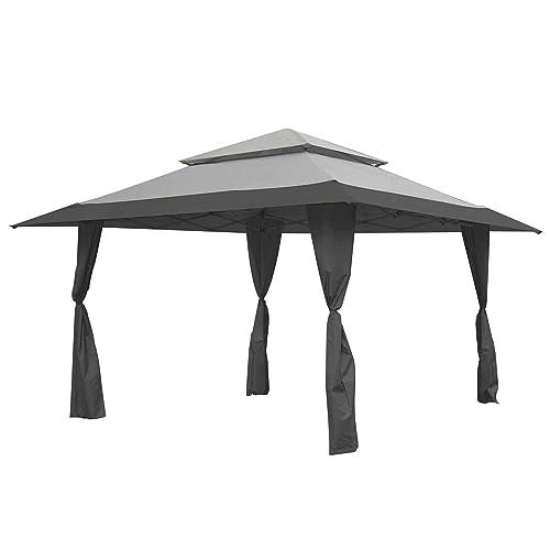 Z Shade 13 X Foot Instant Gazebo, Outdoor Canopy Gazebo