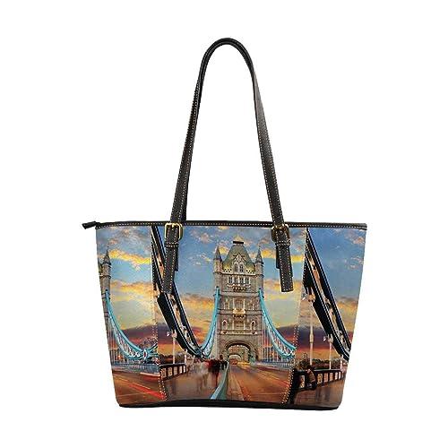 InterestPrint Womens Work Totes Large Capacity Shoulder Bags