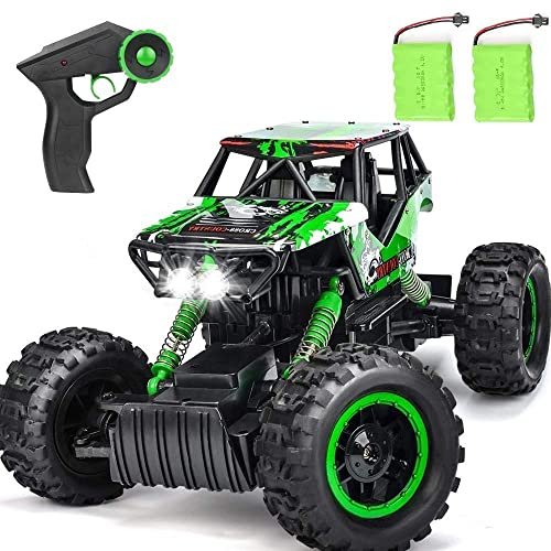Double E Rc Car Remote Control Large Scale 1 12 Off Road Monster Truck 4wd With Two Rechargeable Batteries Buy Products Online With Ubuy India In Affordable Prices B07zfdp4xp
