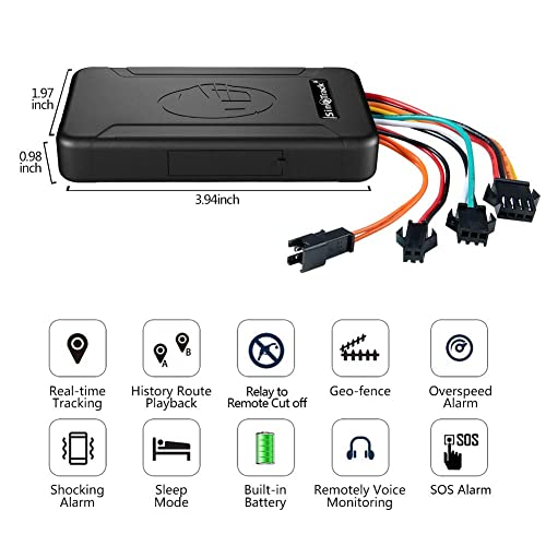 Buy SinoTrack 3G GPS Tracker for Vehicles,Car Locator Device
