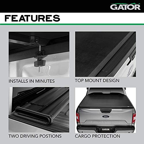 Gator Etx Soft Tri Fold Truck Bed Tonneau Cover 59501 Fits Nissan Frontier 2005 19 5 Ft Bed Buy Products Online With Ubuy India In Affordable Prices B00i11u230