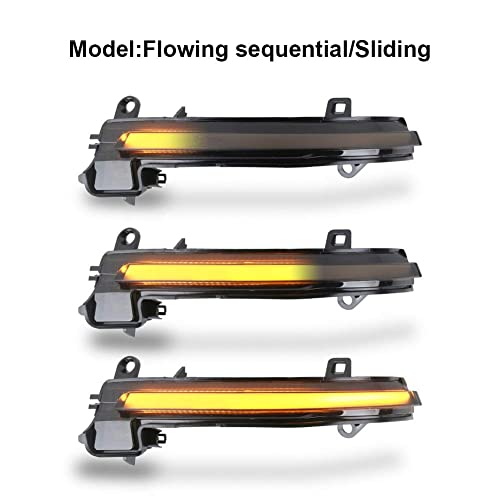 Replace OEM Sidemarker Lamps Gempro 2Pcs LED Front Fender Side Marker Light Turn Signal Lamp Assembly Replacement For Range Rover Sport LR3 LR4 Discovery 3//Discovery 4 LR2 Freelander 2