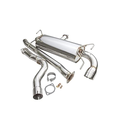AJP Distributors Replacement Performance Racing Stainless Steel 6-2-1 Exhaust Header Manifold For Lexus IS300 Altezza 2JZGE 2001 2002 2003 2004 2005 01 02 03 04 05