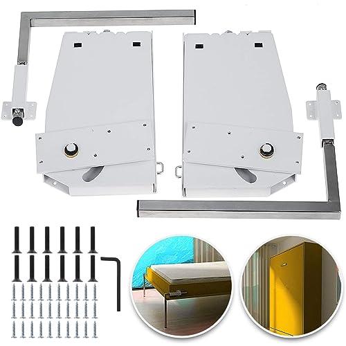 Tuorren Diy Murphy Bed Hardware Kit, Twin Size Murphy Bed Hardware Kit