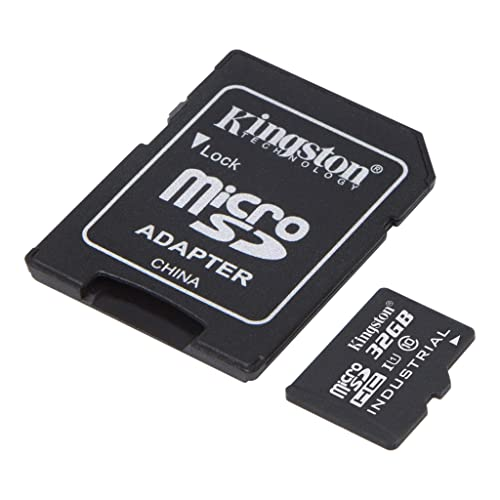 SanFlash Kingston 64GB React MicroSDXC for ARCHOS 50e Helium 4G with SD Adapter 100MBs Works with Kingston