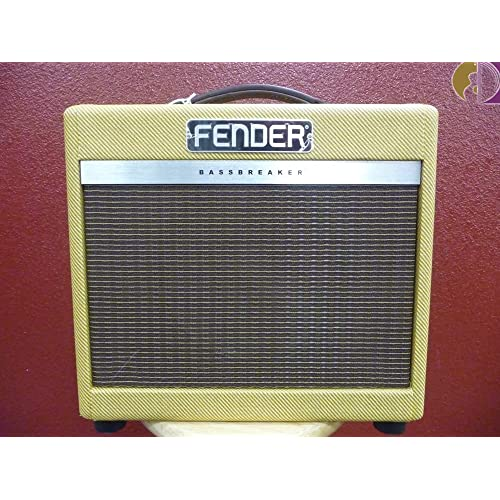 Fender Bassbreaker 007 LTD G10 7-Watt 1x10 Tube Guitar Combo Amplifier | Buy Products Online with Ubuy India in Affordable Prices. B07QJZ9RF5