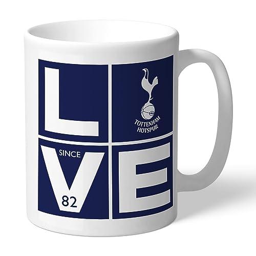 Personalised Tottenham Hotspur FC Dressing Room Shirts Mug