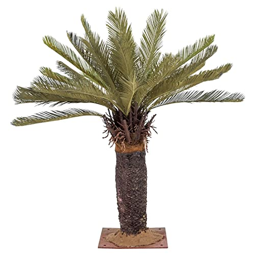 Buy Byhikmet Cycad Making Tree Large Artificial Fake Greenery Plants Leaves Decorative Trees For Home Office Indoor Outdoor Home Decor Weddings Or Decoration Online In India B07xkq3rp2