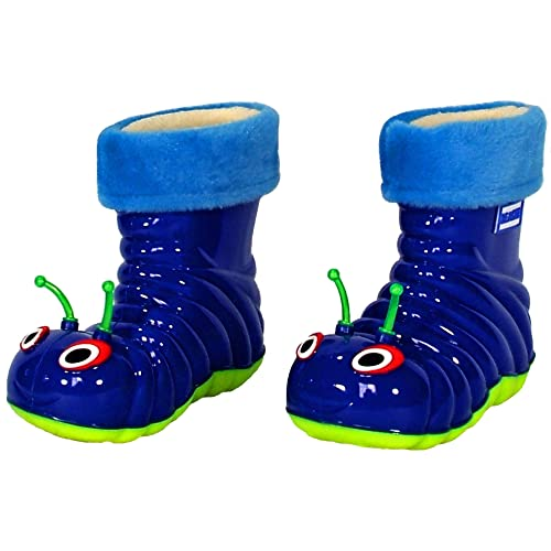 a98867ec85de7 Buy Waterproof Rain Boots for Little Kids Girls Boys and Toddlers ...