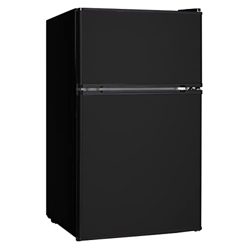 Midea Whd 113fb1 Double Door Mini Fridge With Freezer For Bedroom Office Or Dorm With Adjustable Remove Glass Shelves Compact Refrigerator 3 1 Cu Ft Black Buy Products Online With Ubuy India In,What Does Complete Color Blindness Look Like