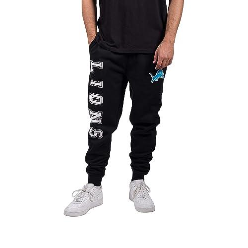 Ultra Game Mens Active Basic Jogger Fleece Pants