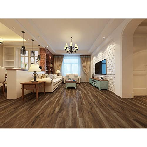7 68 Wide Mesquite Laminate, Wide Laminate Flooring