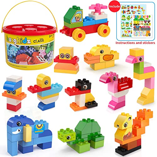 109PCs Take Apart Toys with Tools Kids Gifts /& Prizes Engineering Toys for Kids Birthday Gifts Stem Toys for Boys Kids Building Toys with Carrying Case Stocking Stuffers 4-in-1 Model Cars Kits