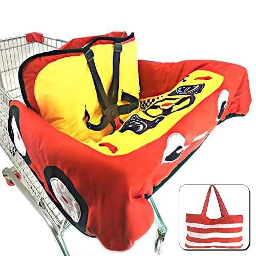 Groovy Buy Gift Box Packing 2 In 1 Shopping Cart High Chair Alphanode Cool Chair Designs And Ideas Alphanodeonline