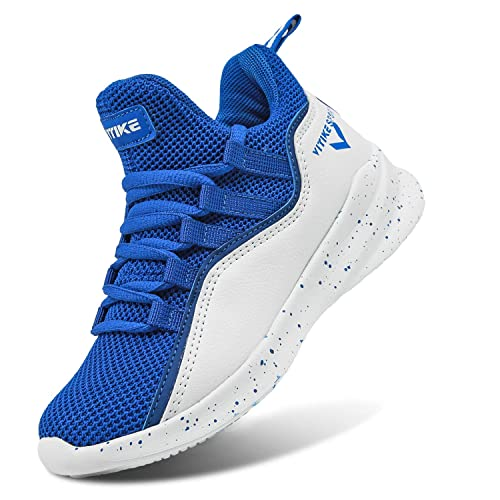Kid/'s Basketball Shoes High-Top Sneakers Outdoor Trainers Durable Sport Shoes
