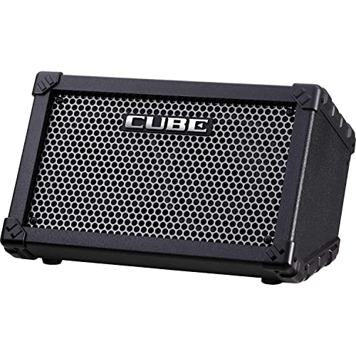 Roland CUBE Street Battery Powered Stereo Guitar Combo Amp Black (Black) | Buy Products Online with Ubuy India in Affordable Prices. B000W22JG4