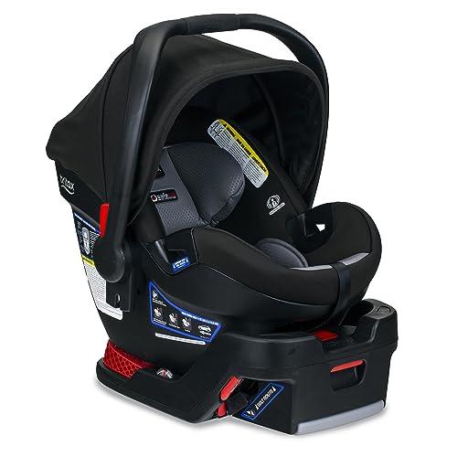 Britax B Safe Ultra Infant Car Seat, Britax B Safe 35 Car Seat Base Installation With Belt