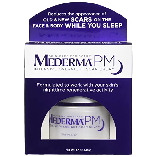 Mederma Pm Intensive Overnight Scar Cream 1 7 Oz Buy Products