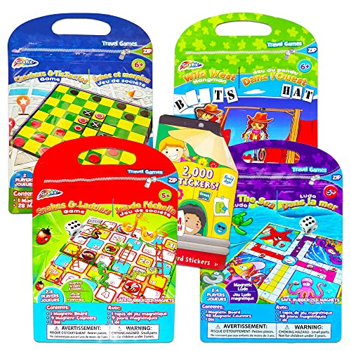 Travel Games For Toddlers