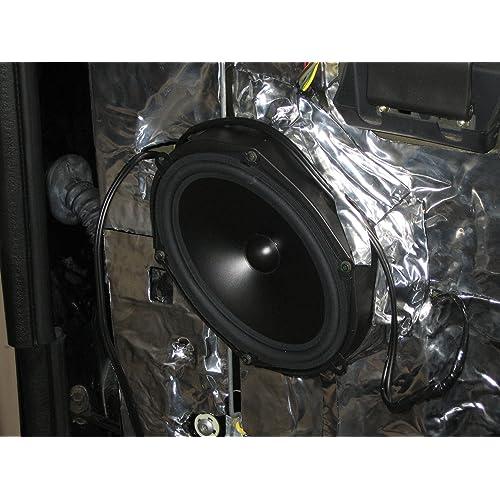 10 Piece HushMat 10201 Ultra Silver Foil Door Kit with Damping Pad