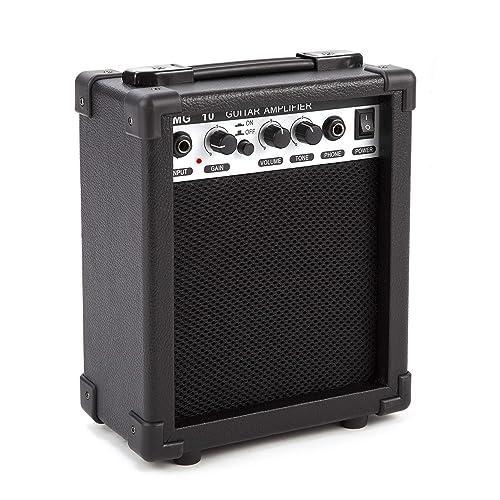 RockJam RJEG02-SK-BK Kit de guitarra el/éctrica