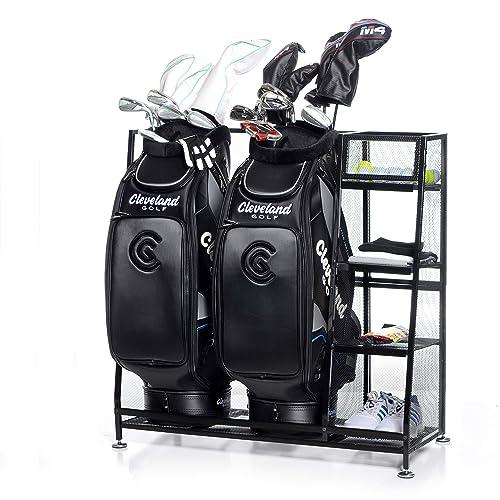 Milliard Golf Organizer Extra, Golf Bag Garage Storage