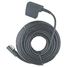 , Network Cable/ 7.5/m, RJ-45/RJ45/SF//UTP Cat5e S-FTP Helos 131881/7.5/m CAT5e SF//UTP Network Cable S-FTP /Black Male//Male