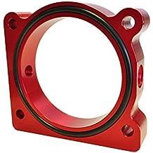 Red Billet Power Flow Throttle Body Spacer For 11-16 SCION tC 2.5L 2AR-FE