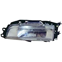 Depo 315-1145R-USH Nissan Altima Passenger Side Replacement Headlight Unit without Bulb