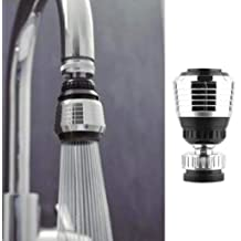 Ochine Home Faucet Supercharged Shower Multi-Function Kitchen Tap Water Splash-Proof Filter Rotating Faucet